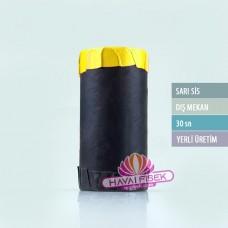 30 Saniye Sarı Sis Bombası