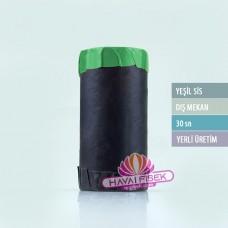 30 Saniye Yeşil Sis Bombası