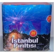 1 İnç 20 Atar İstanbul Pırıltısı (Sessiz Havai Fişek)