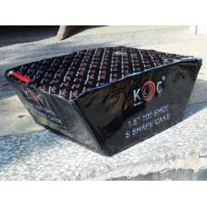 1.5 İnç 100 Atımlık Büyük Çapraz S veya Z Batarya