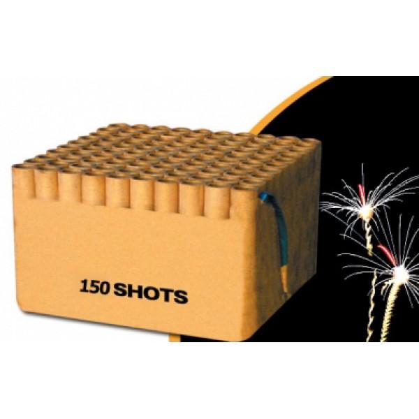 1 İnç 150 Atımlık Volkan Batarya