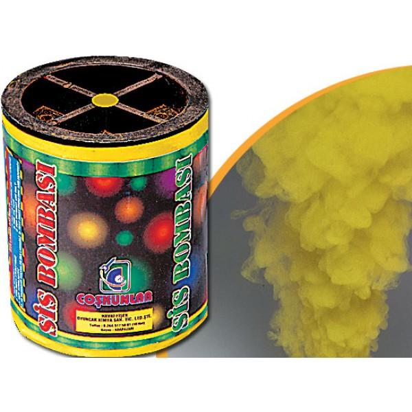 OS150-B-Sarı Sis Bombası