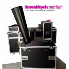 Havai Fişek Marketi Co2 Konfeti Makinası Yerli Üretim